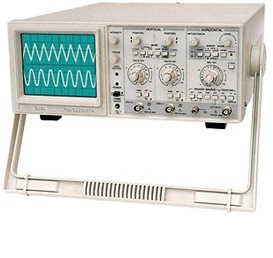 Cathode Ray Oscilloscope Image