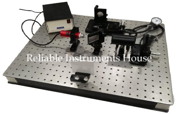 Michelson Interferometer OE-7004 Image